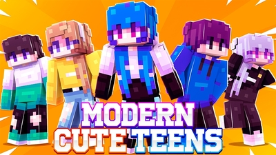 Modern Cute Teens on the Minecraft Marketplace by Kubo Studios