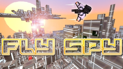Fly Spy on the Minecraft Marketplace by The World Foundry