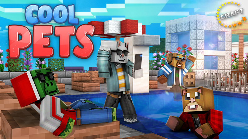Cool Pets on the Minecraft Marketplace by The Craft Stars