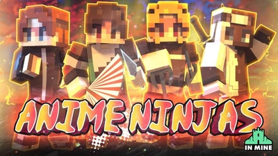 Anime Ninjas on the Minecraft Marketplace by In Mine