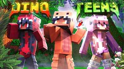 Dino Teens on the Minecraft Marketplace by Cynosia