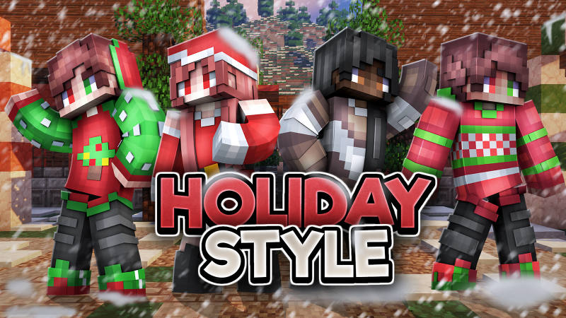 Holiday Style on the Minecraft Marketplace by BLOCKLAB Studios
