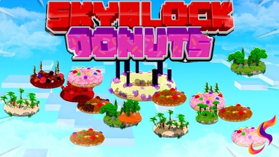 Skyblock Donuts on the Minecraft Marketplace by Fall Studios