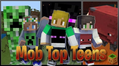 Mob Top Teens on the Minecraft Marketplace by MobBlocks