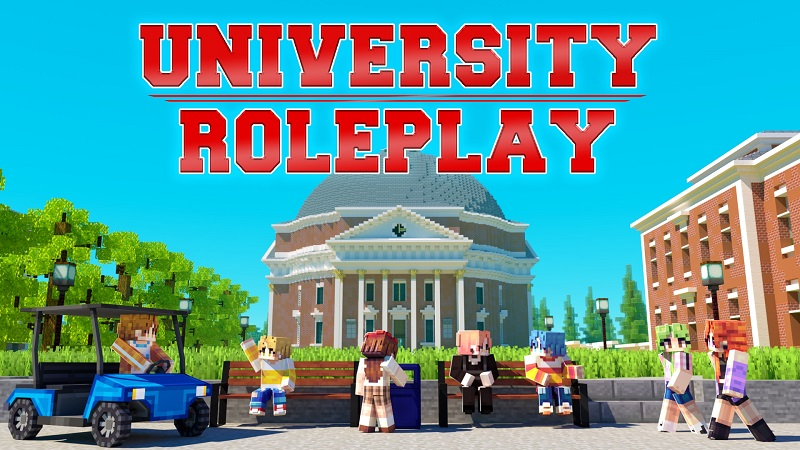 University Roleplay on the Minecraft Marketplace by BBB Studios