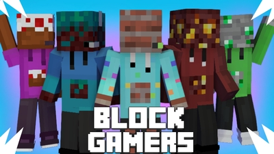 Block Gamers on the Minecraft Marketplace by Pixelationz Studios