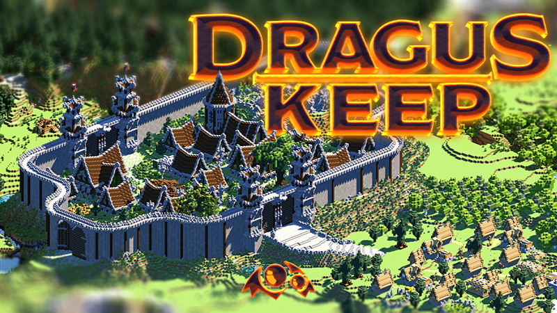 Dragus Keep on the Minecraft Marketplace by Monster Egg Studios