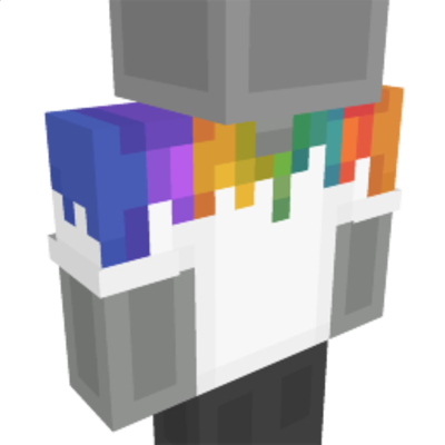 Paint Drip Shirt on the Minecraft Marketplace by NovaEGG