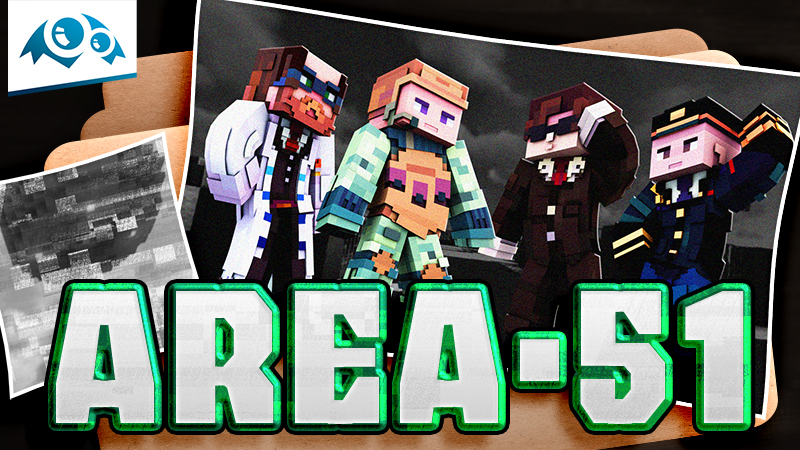 Area 51 on the Minecraft Marketplace by Monster Egg Studios