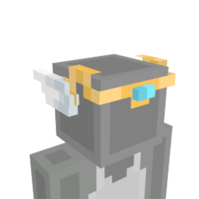 Celestial Headband on the Minecraft Marketplace by Giggle Block Studios