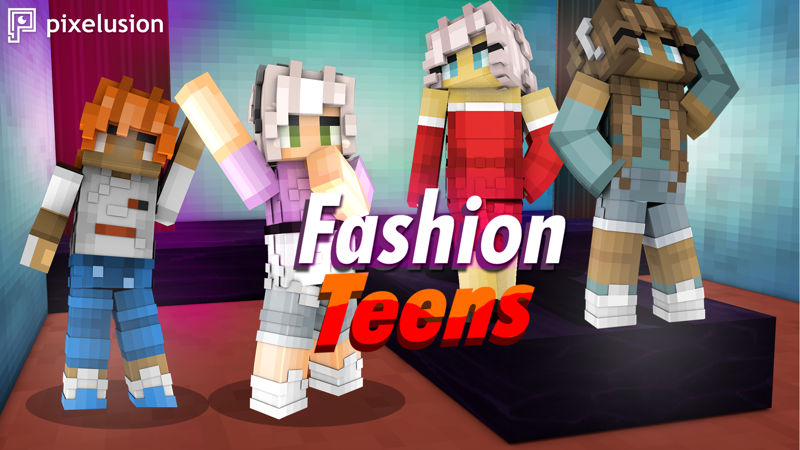 Fashion Teens on the Minecraft Marketplace by Pixelusion