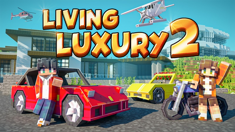 Living Luxury 2 on the Minecraft Marketplace by BBB Studios