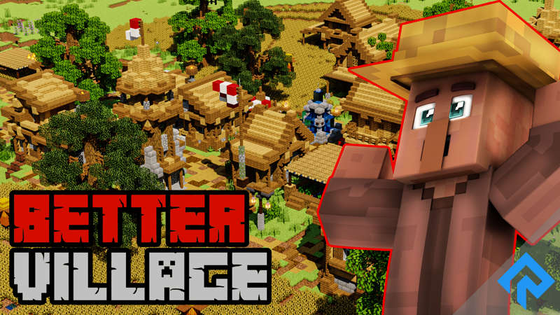 Better Village on the Minecraft Marketplace by RareLoot