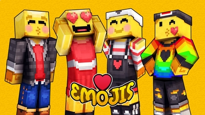 Heart Emojis on the Minecraft Marketplace by 57Digital