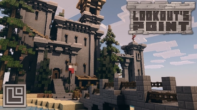 Lookouts Point on the Minecraft Marketplace by Pixel Squared