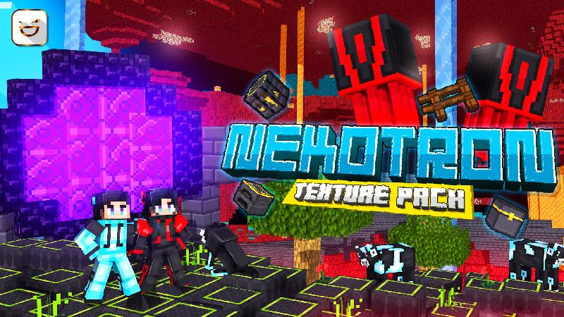 Nekotron Texture Pack in Minecraft Marketplace | Minecraft