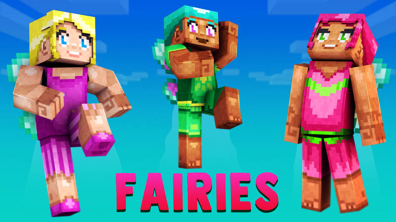 FAIRIES on the Minecraft Marketplace by 57Digital