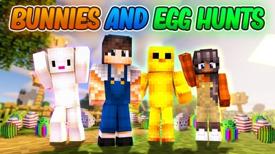 Bunnies and Egg Hunts on the Minecraft Marketplace by Fall Studios