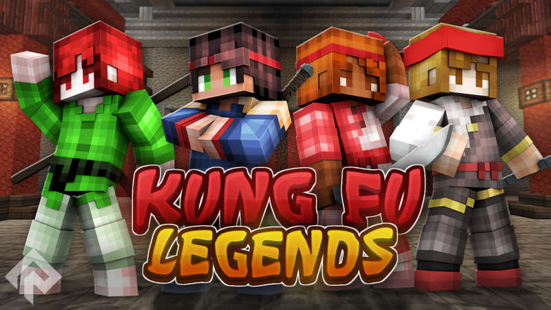 Kung Fu Legends on the Minecraft Marketplace by RareLoot