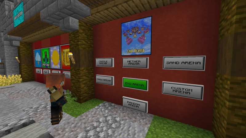 Advanced Skywars on the Minecraft Marketplace by GoE-Craft