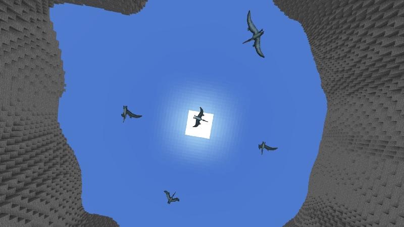 Dinosaur Survivors by CompyCraft