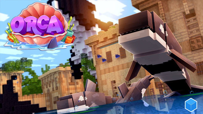 Orca on the Minecraft Marketplace by CubeCraft Games