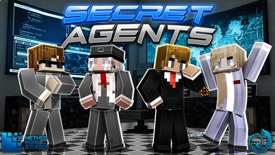 Secret Agents on the Minecraft Marketplace by Netherpixel