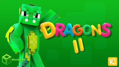 Dragons 2 on the Minecraft Marketplace by Black Arts Studios