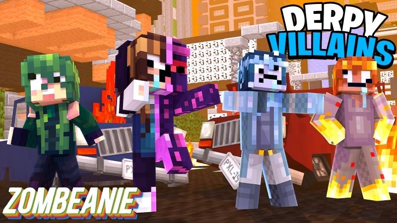 Derpy Villains