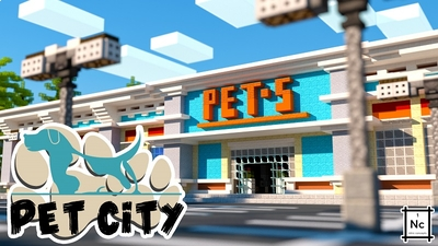 Pet City on the Minecraft Marketplace by Nitric Concepts