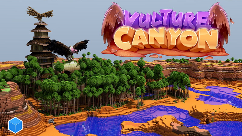 Vulture Canyon on the Minecraft Marketplace by CubeCraft Games