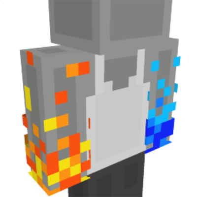Fire  Ice Gloves on the Minecraft Marketplace by NovaEGG