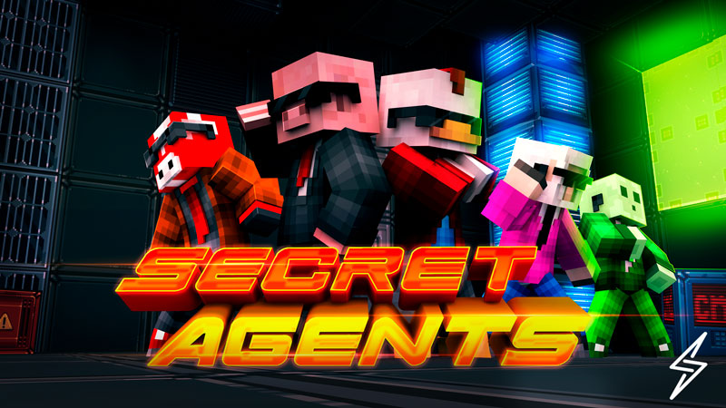 Secret Agents on the Minecraft Marketplace by Senior Studios