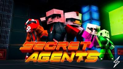 Secret Agents on the Minecraft Marketplace by Senior Studios
