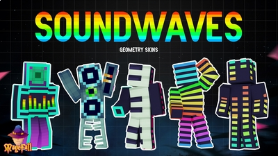 Soundwaves on the Minecraft Marketplace by Magefall
