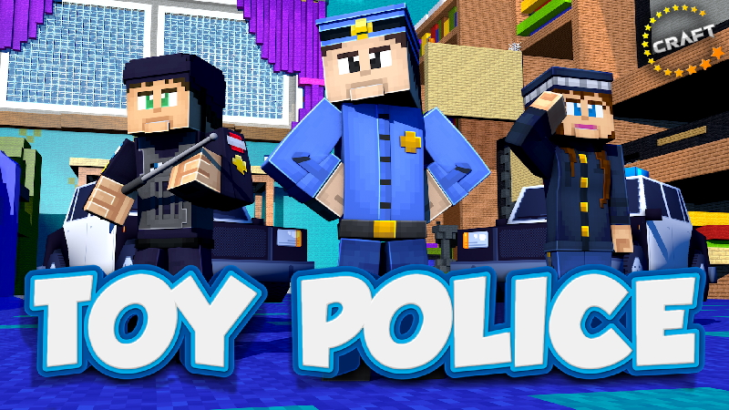 Toy Police on the Minecraft Marketplace by The Craft Stars