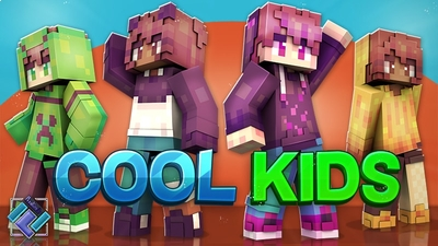 Cool Kids on the Minecraft Marketplace by PixelOneUp