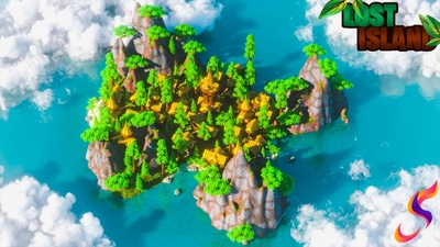 Lost Island on the Minecraft Marketplace by Fall Studios
