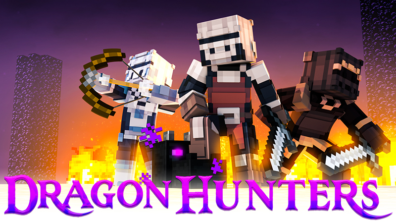 Dragon Hunters on the Minecraft Marketplace by 4KS Studios