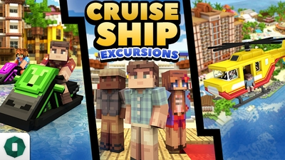 Cruise Ship Excursions on the Minecraft Marketplace by Octovon