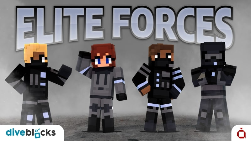 Elite Forces on the Minecraft Marketplace by Diveblocks