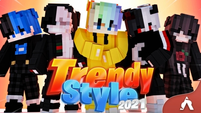 Trendy Style 2021 on the Minecraft Marketplace by Atheris Games