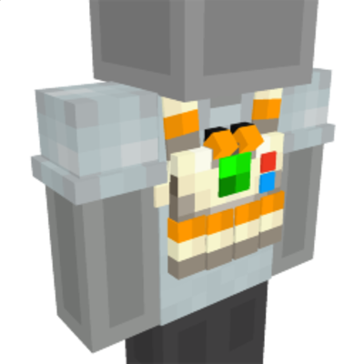 Gaming Vest on the Minecraft Marketplace by The Craft Stars