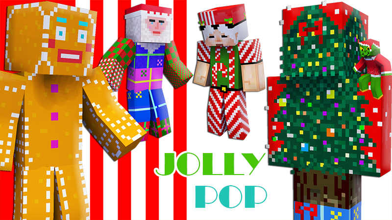 Jolly Pop on the Minecraft Marketplace by Blu Shutter Bug