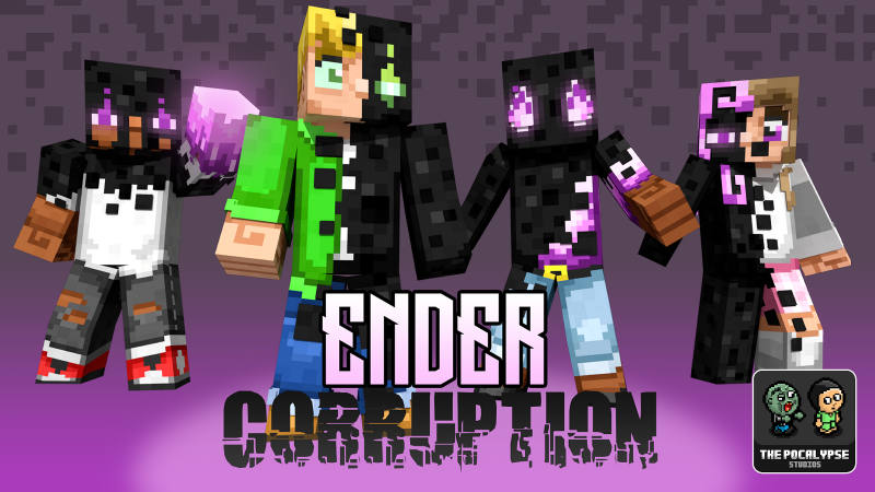 Ender Corruption on the Minecraft Marketplace by BLOCKLAB Studios