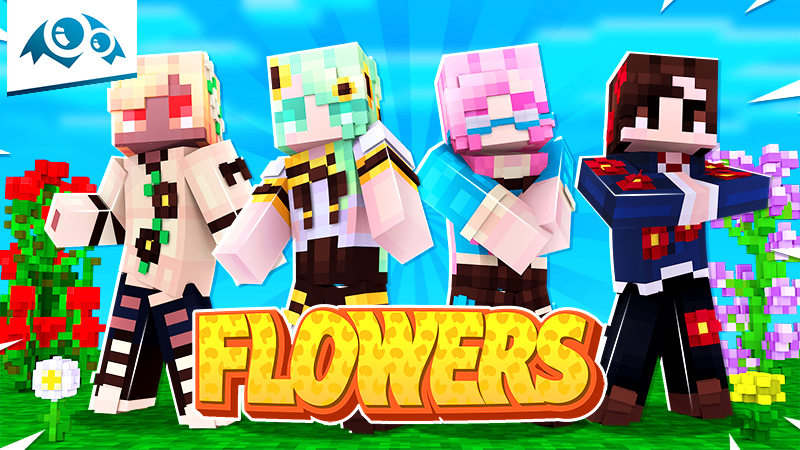 Flowers on the Minecraft Marketplace by Monster Egg Studios