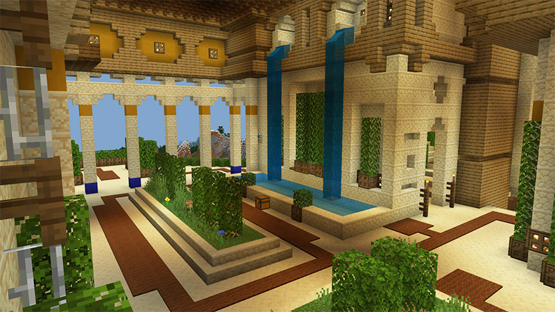 Ring's Palace on the Minecraft Marketplace by Diluvian