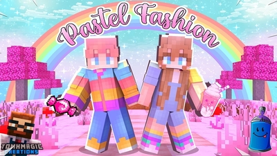 Pastel Fashion on the Minecraft Marketplace by Tomhmagic Creations