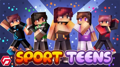 Sport Teens on the Minecraft Marketplace by Diluvian