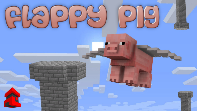 Flappy Pig on the Minecraft Marketplace by Project Moonboot